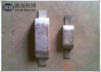 China zinc anode cathodic protection supplier