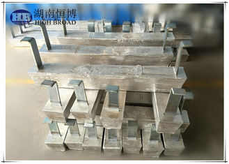 China aluminum anodes are designed for optimum performance under a variety of environmental cond supplier