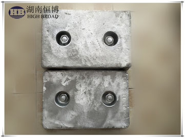 China Aluminum Sacrificial Anode for Cathodic Protection of Subsea Structures supplier