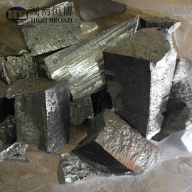 China Magnesium Copper  alloy MgCu30% master alloy ingot supplier