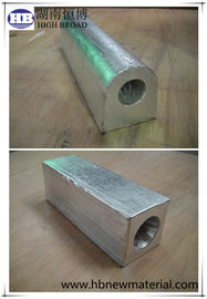 China ASTM B843 Industry M1C high potential magnesium anodes D,S ,C shape distributor