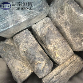 China Magnesium Silicon MgSi10/20/50 master alloy ingot for improving magnesium alloy performance distributor