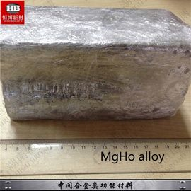 China MgHo Magnesium Based Alloy with Rare Earth Alloy MgHo10 distributor